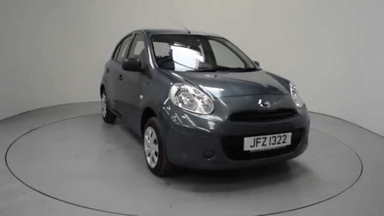 Used 2012 Nissan Micra | Used Cars for Sale NI | Shelbourne Motors ...