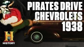 Chevrolet's Bizarre Pirate-Themed Cartoon | Flashback | HISTORY