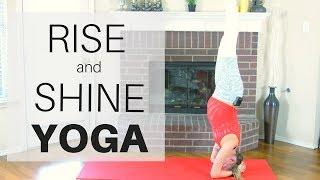 RISE and SHINE YOGA  - Liel Cheri Yoga