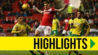 HIGHLIGHTS: Bristol City 2-2 Norwich City