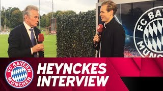 """""""With our fans behind us return to winning ways!"""" - Jupp Heynckes Interview"""