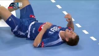 Lovro Mihić 6/7.   THW Kiel 24:24 Orlen Wisla Plock.