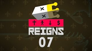 Reigns #07 New World Crusade - Let's Try
