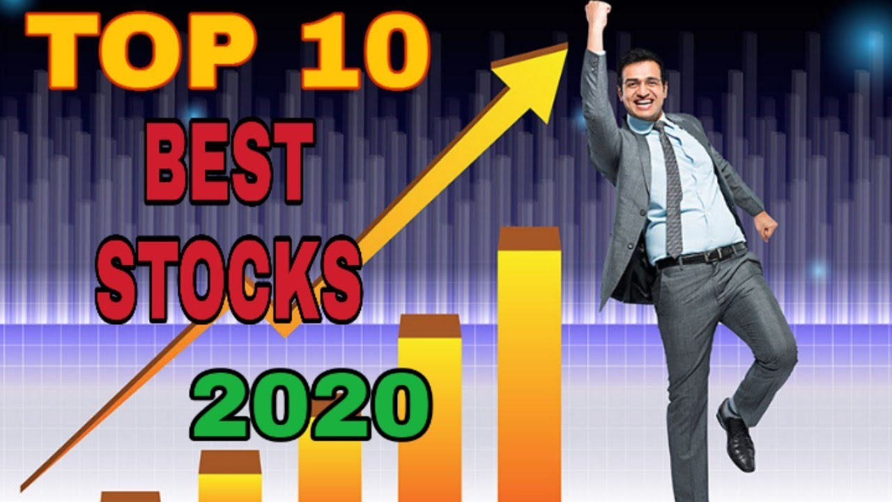 Top 10 Best Stocks In INDIA 2020 | EARN 1 CR | Long Term ...