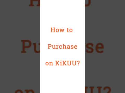 Download How to register and purchase on KiKUU