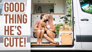 Vanlife With A Puppy | Five Ways Our Life Has Changed Since Bringing Home Our Golden Retriever