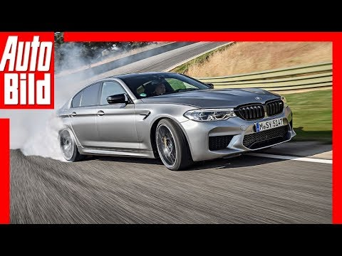BMW M5 Competition (2018) - Details/Test/Review