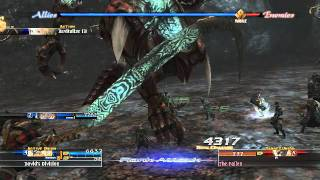 The Last Remnant - The Fallen Boss Fight  BR92 PC