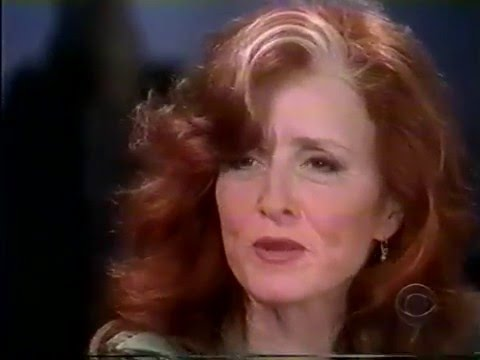 Bonnie Raitt - 60 Minutes II (CBS) Host: Dan Rather - Feb. 1999