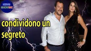 Elisa Isoardi e Matteo Salvini condividono un segreto, parola di Signorini