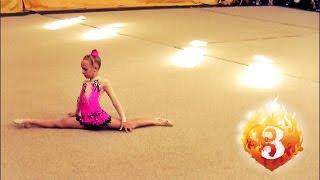 Афалина 2014 Турнир по художественной гимнастике часть3  в г Севастополь
