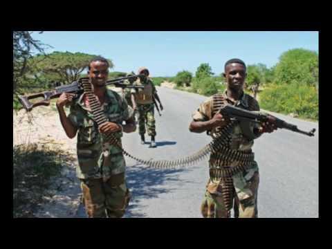 Ciidamo Ka tirsan Militariga Soomaaliya oo diiday in Hubka laga dhigo
