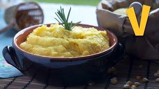 How to cook polenta  The Vegan Corner