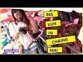 Big Fun in Chaing Mai