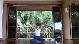 35 min. Morning Yoga & Meditation Class | All Levels