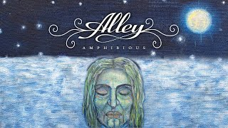 ALLEY - Amphibious (2013) Full Album  (Progressive Death Metal)