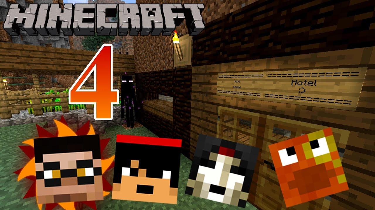 4 Star Hotel Minecraft