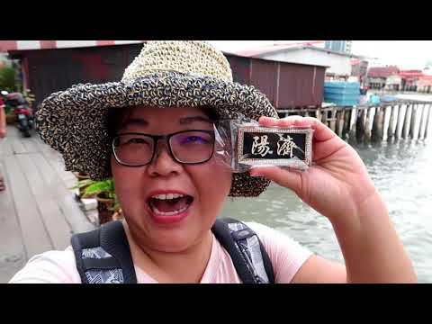 2018-3 吉隆坡坐火車到檳城