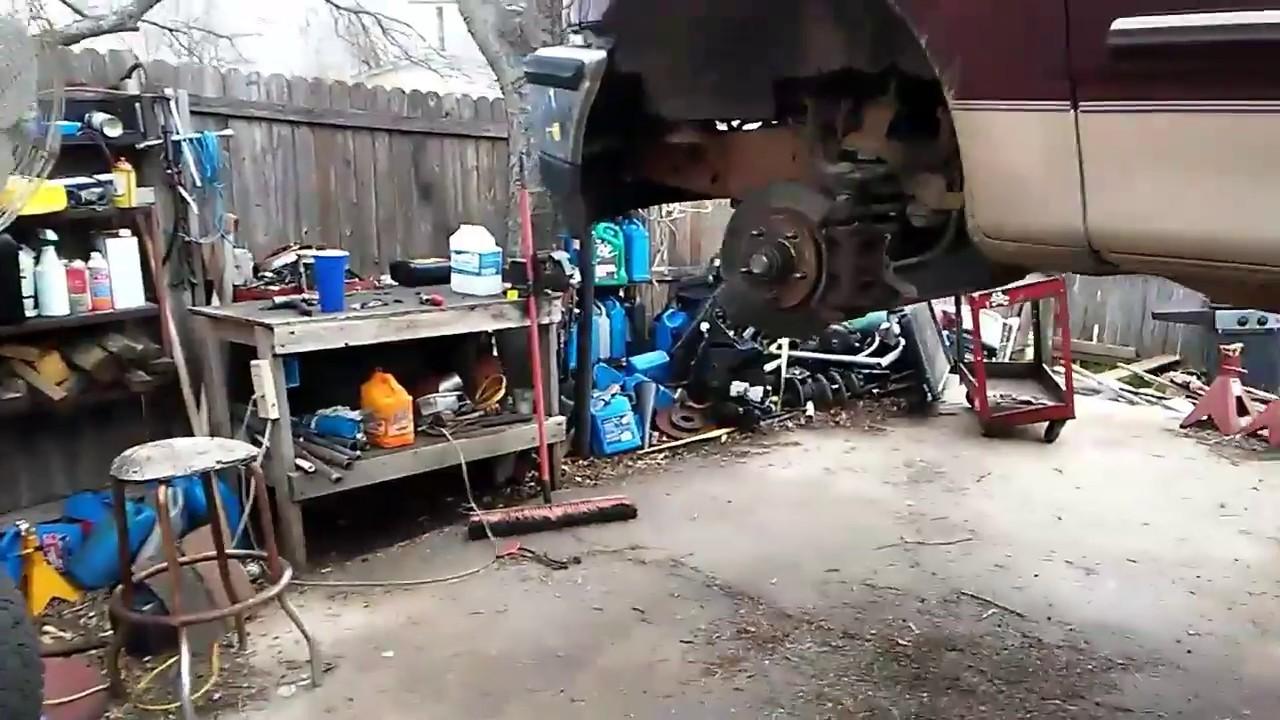 1999 f150 rear brakes locking up [ 1280 x 720 Pixel ]