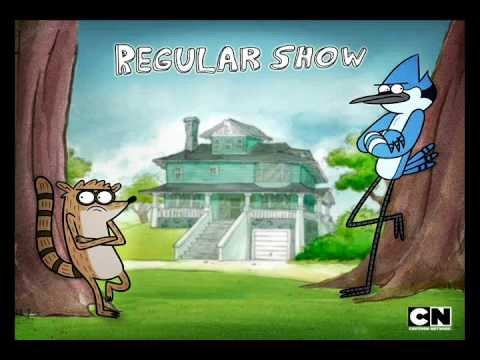 Regular Show - Power Theme Extended - FREE DOWNLOAD
