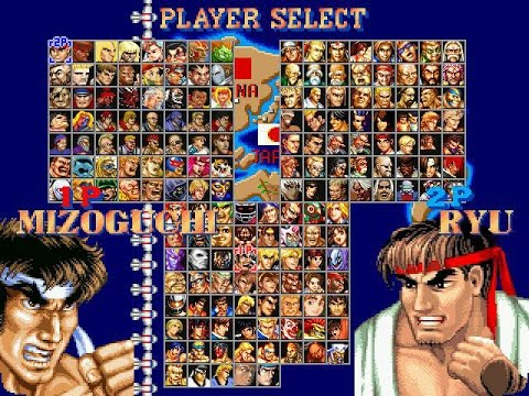 Street Fighter II Deluxe 2 - Mugen download | GO GO Free Games