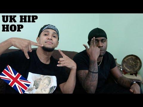 AMERICANS REACT TO UK HIP HOP/ RAP ( JHUS, DAVE..)