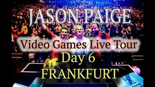 Jason Paige -  Games Live Tour - Day Six - Frankfurt