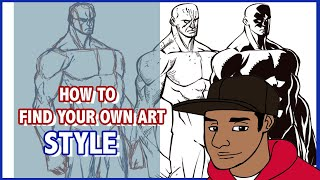 How to find your art style art by felle #artstyle #howto #drawingtips