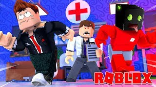 CRAZY DOCTOR WANTS TO CATCH US?! - ROBLOX [English/HD]