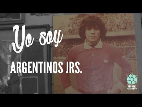 Argentinos Juniors - YO SOY - Apuntes de Rabona