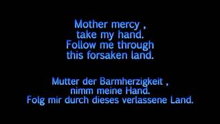 Parkway Drive - Home is for the heartless (LYRICS ON SCREEN WITH GERMAN TRANSLATION ) !