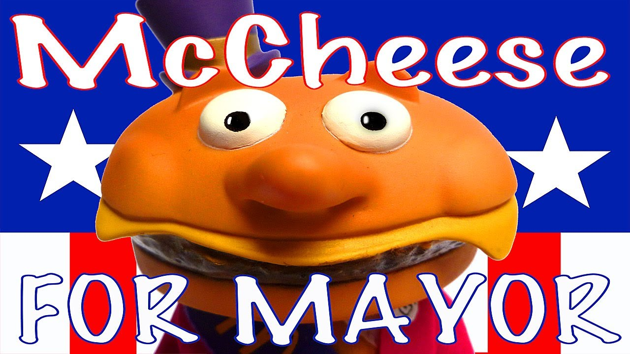 Mayor Mccheese Mcdonaldland Toys Part 2 Youtube Buy the selected items together. mayor mccheese mcdonaldland toys part 2