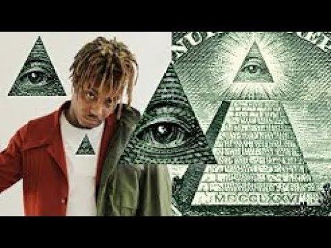 Juice Wrld Sells His Soul To Illuminati Ritual Sacrificing Video Youtube