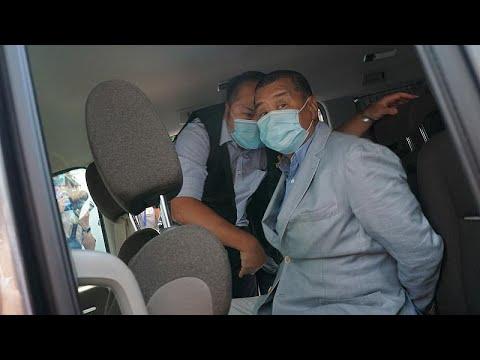 شاهد: شرطة هونغ كونغ توقف قطب الإعلام جيمي لاي المعارض لبكين…  - نشر قبل 10 دقيقة