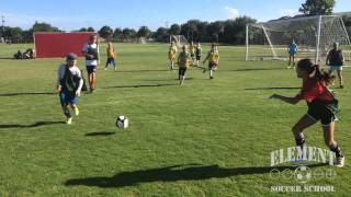 Element Soccer School - Session One Ends