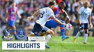 Crystal Palace 0-0 Everton | Extended highlights