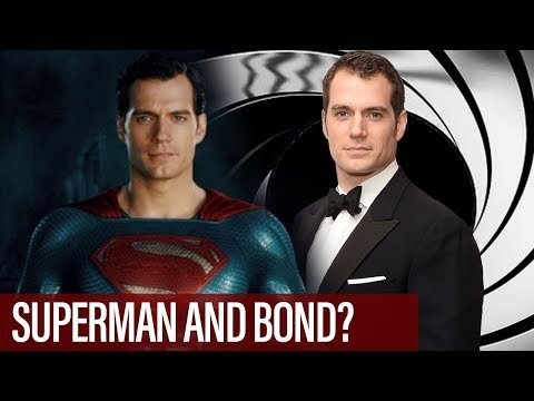 Big Deal For Cavill To Have Played Superman AND Bond? - TJCS Companion Video