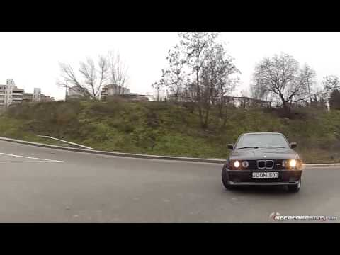 "BMW M5 ""NeedForDrive.com"" Street Drift # 1 Full Video, Driver - Giorgi Tevzadze(NeedForDrive Team)"
