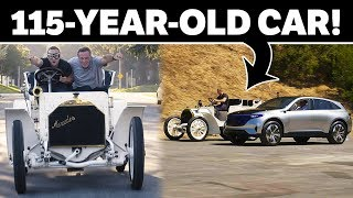 Living With A 115-Year-Old Mercedes-Simplex 40 HP
