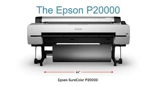 Epson Sure Color P800 P6000 P8000 P7000 P9000 P20000 StylusPro 3880 7890 9890 7900 9900 11880