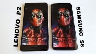 Provocazione   Samsung S8 vs Lenovo P2   Due mondi diversi?