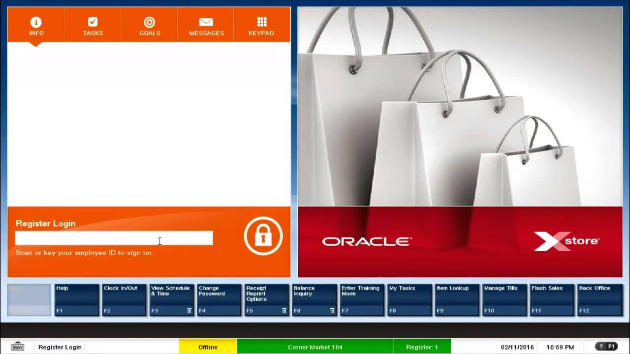 xstore pos enables omnichannel retailing watch the demo