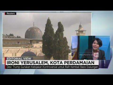 Ironi Yerusalem, Kota Perdamaian