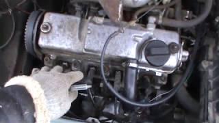 Двигатель не заводится в мороз