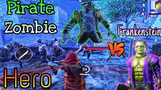 Frankenstein With Pirate Zombie | Who Is The Winer ?| Pubg Mobile