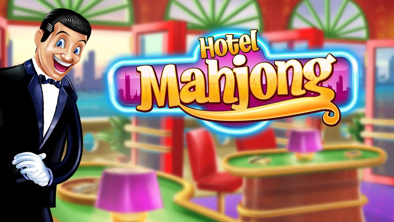 Маджонг отель