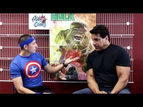 Interview with Lou Ferrigno