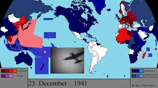 World War II on All Fronts: Every Day
