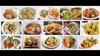 Các món ăn chay ngon dễ làm | Món Ngon Gia Đình Bạn đang cần ăn kiê...