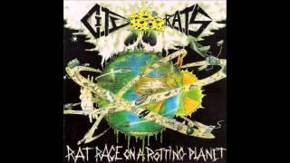 City Rats - Rat Race On A Rotting Planet (Full LP)